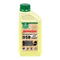 Антисептик-грунт для OSB-плит