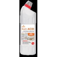 Bath Acid. Средство щадящего действия для удаления ржавчины и минеральных отложений-бытовое