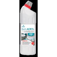 Bath Acryl. Средство для чистки акриловых поверхностей и душевых кабин-бытовое