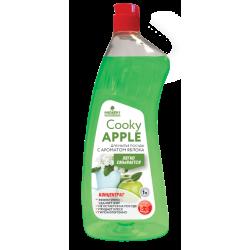 Cooky Apple. Гель для мытья посуды вручную. C ароматом яблока-бытовой
