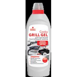 Cooky Grill Gel. Гель для чистки гриля и духовых шкафов-бытовой