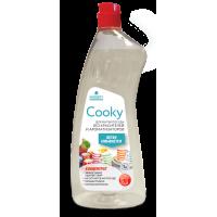 Cooky. Гель для мытья посуды вручную без цвета и запаха-бытовой