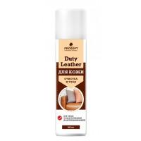 Duty Leather. Аэрозоль для очищения и ухода за натуральной и искусственной кожей бытовой