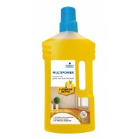 Multipower. Средство для мытья полов с ароматом цитруса-бытовое