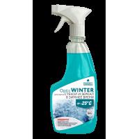 Optic Winter. Средство для мытья стекол и зеркал в зимнее время-бытовое
