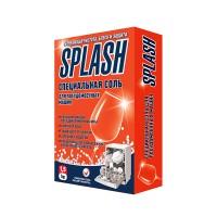 Splash, специальная соль для посудомоечных машин
